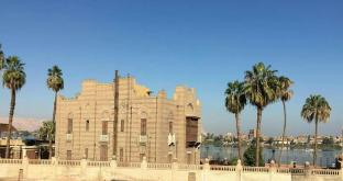Prince Palace was built on the banks of the Nile in 1908 of 9 architectural units on an area of ​​10 acres with a combination of European and Islamic style